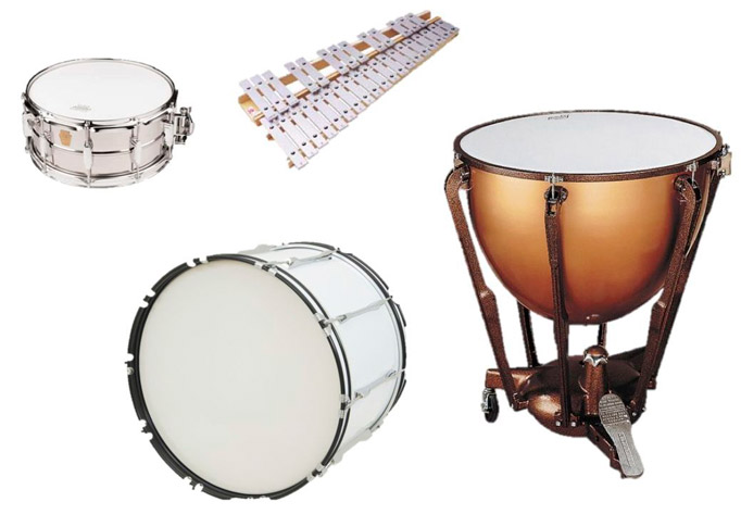 precussion instruments